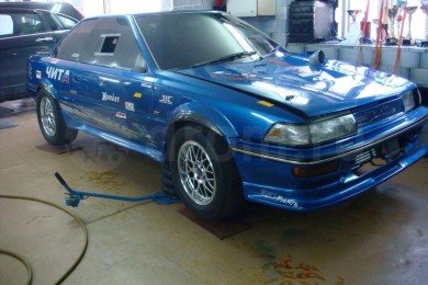 Toyota Levin AWD 956AWHP